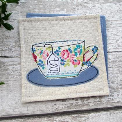 Tea Coaster, Retirement Gift For A ..