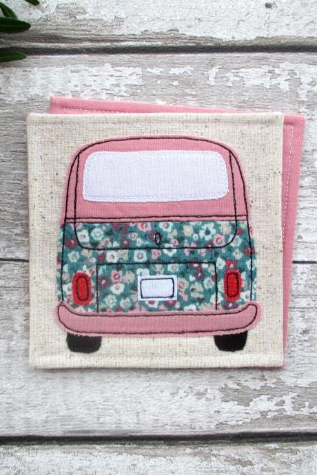 Camper Van Coaster, New Home Gift
